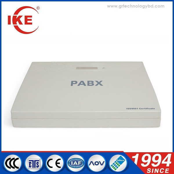 IKE 24 Line PBX & Intercom System Image