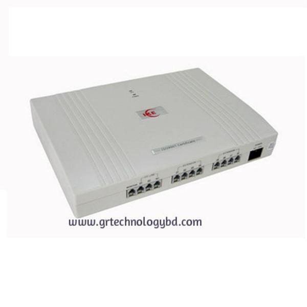 IKE 8 Port, TNT 02 PBX & Intercom System Image