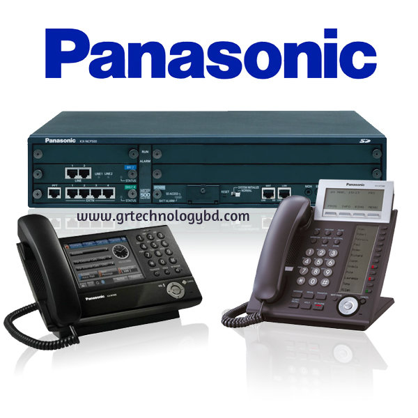 Panasonic KX-NS500 Smart Hybrid PBX Image