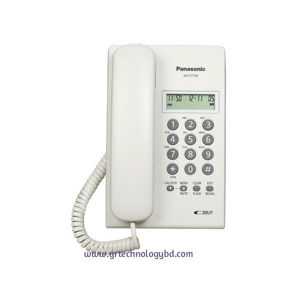 Panasonic_KX-TS7703 Image