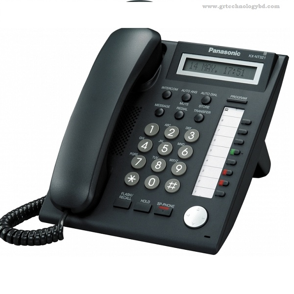 Panasonic KX-NT321 IP Phone Image