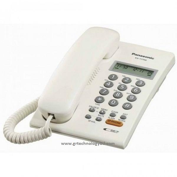 Panasonic Caller ID Set KX-T7705 Image
