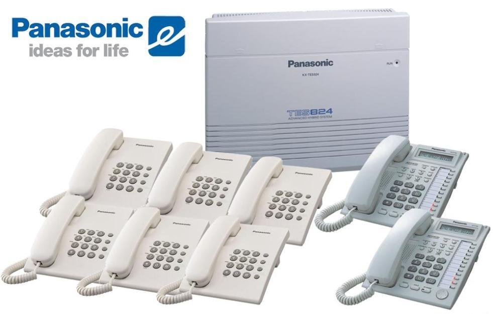 Panasonic KX-TES824 16 Line Image
