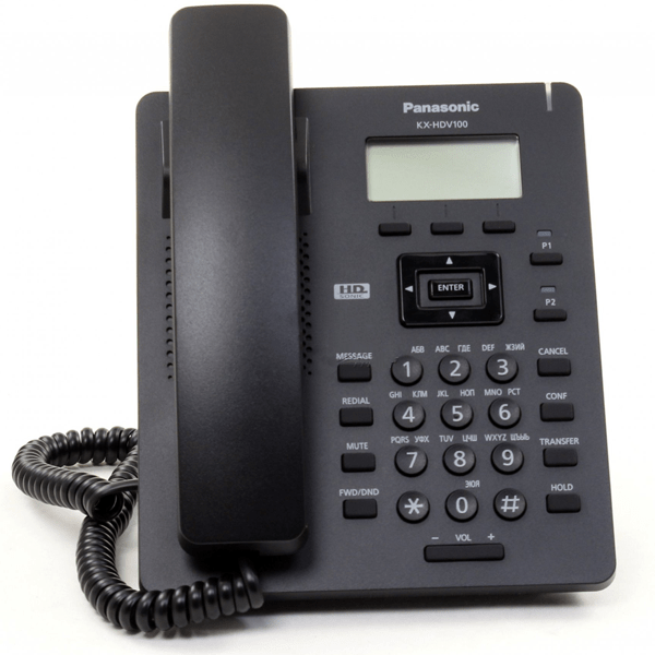 Panasonic IP Phone KX-HDV100 Image