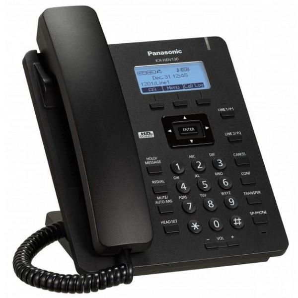Panasonic IP Phone KX-HDV130 Image