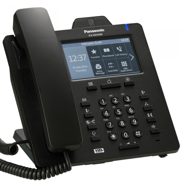 Panasonic IP Phone KX-HDV430 Image