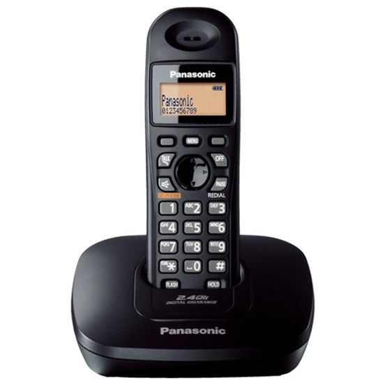 Panasonic Cordless Phone Set-KX-TG3611 Image