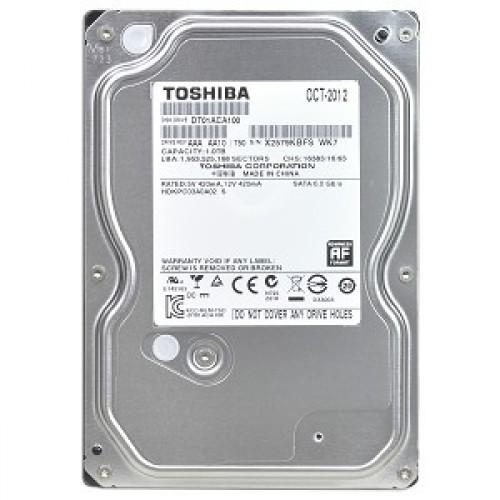 Toshiba 2TB Sata Desktop Hard Disk Image