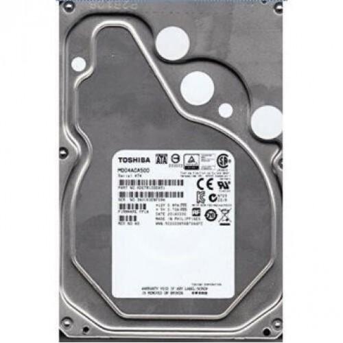 Toshiba 4TB Sata Desktop Hard Disk Image