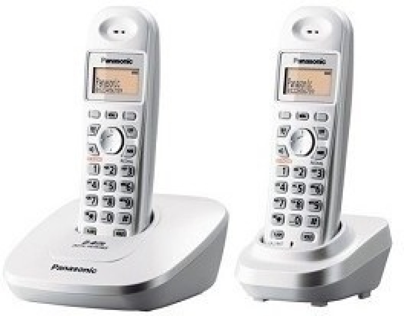 Cordless Phone Set-Panasonic KX- TG3712BX Image