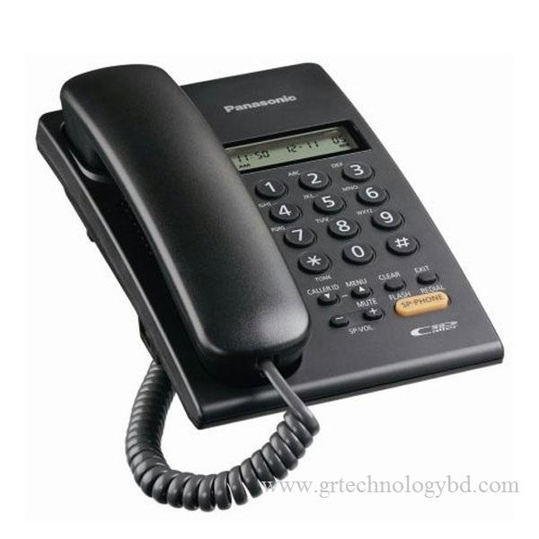 Panasonic KX-TSC62SX Black Image