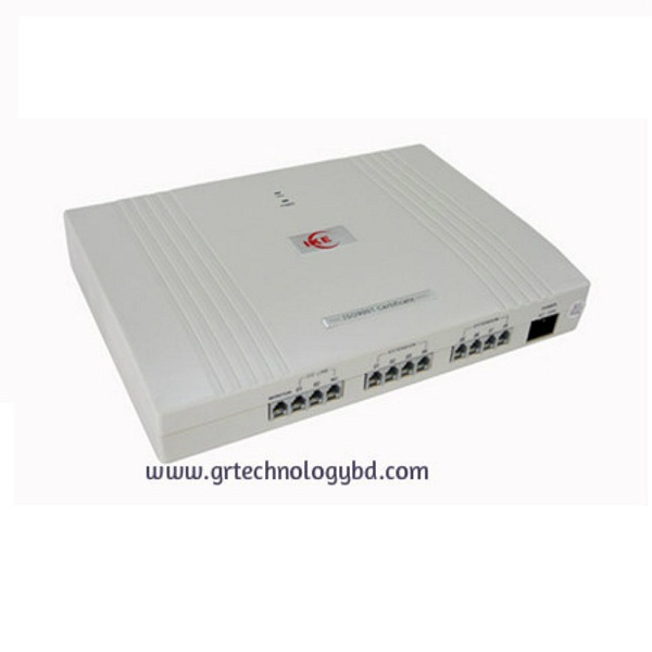 IKE 8 Port, TNT 02 PBX & Intercom System Image