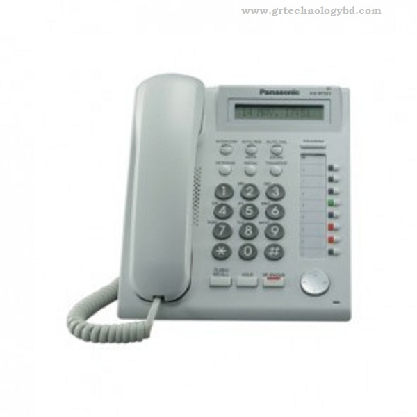 Panasonic KX-NT321 IP Phone White Image