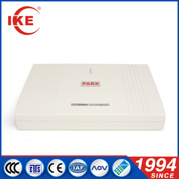 IKE 12 Port PBX & Intercom System Original Image