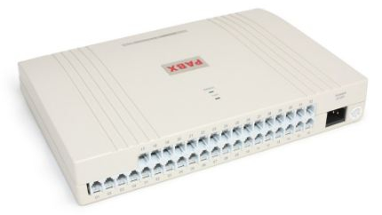 IKE 32 Line PBX Intercom System Original Image