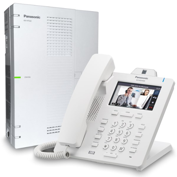 Panasonic Hybrid IP-PBX KX-HTS824- 08 line Image