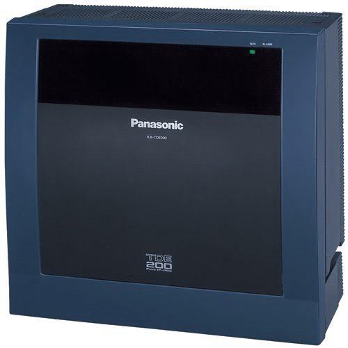 Panasonic IP PBX TDE 200 Image