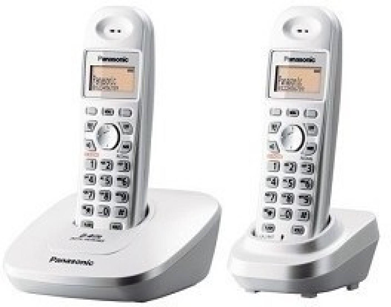 Cordless Phone Set-Panasonic KX- TG3712BX Image