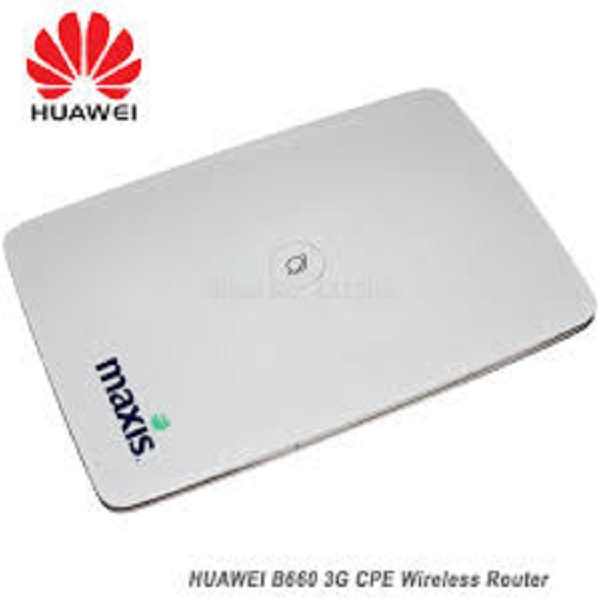 Huawei B660 3G Best WiFi Router Image