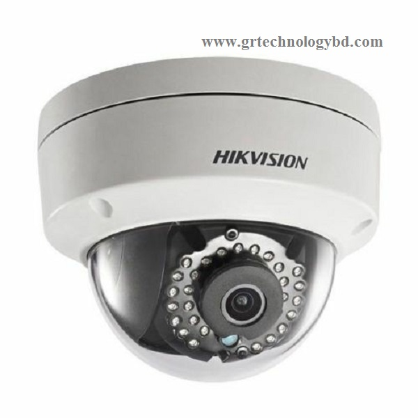 HIKVISION Dome IP DS-2CD2110F-I Image