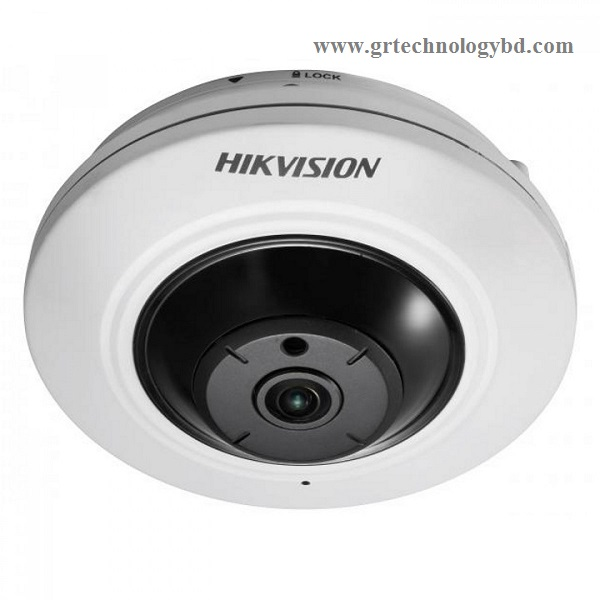 HIKVISION IP Dome FISHEYE DS-2CD2935FWD-IS Image