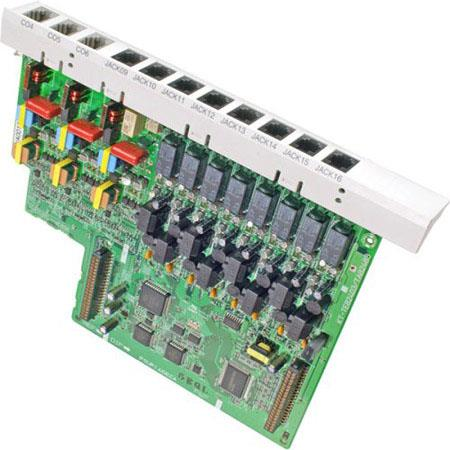 Panasonic KX-TA82483 Extensions Card Image