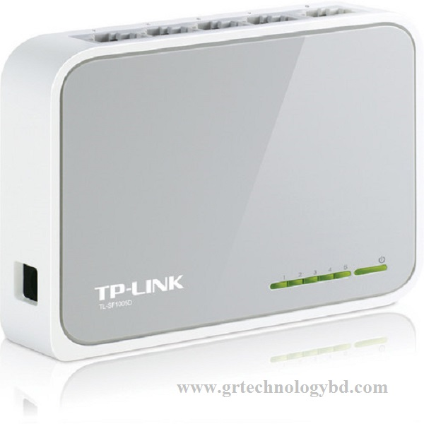 TP-Link SF1005D 5 Port Switch Image